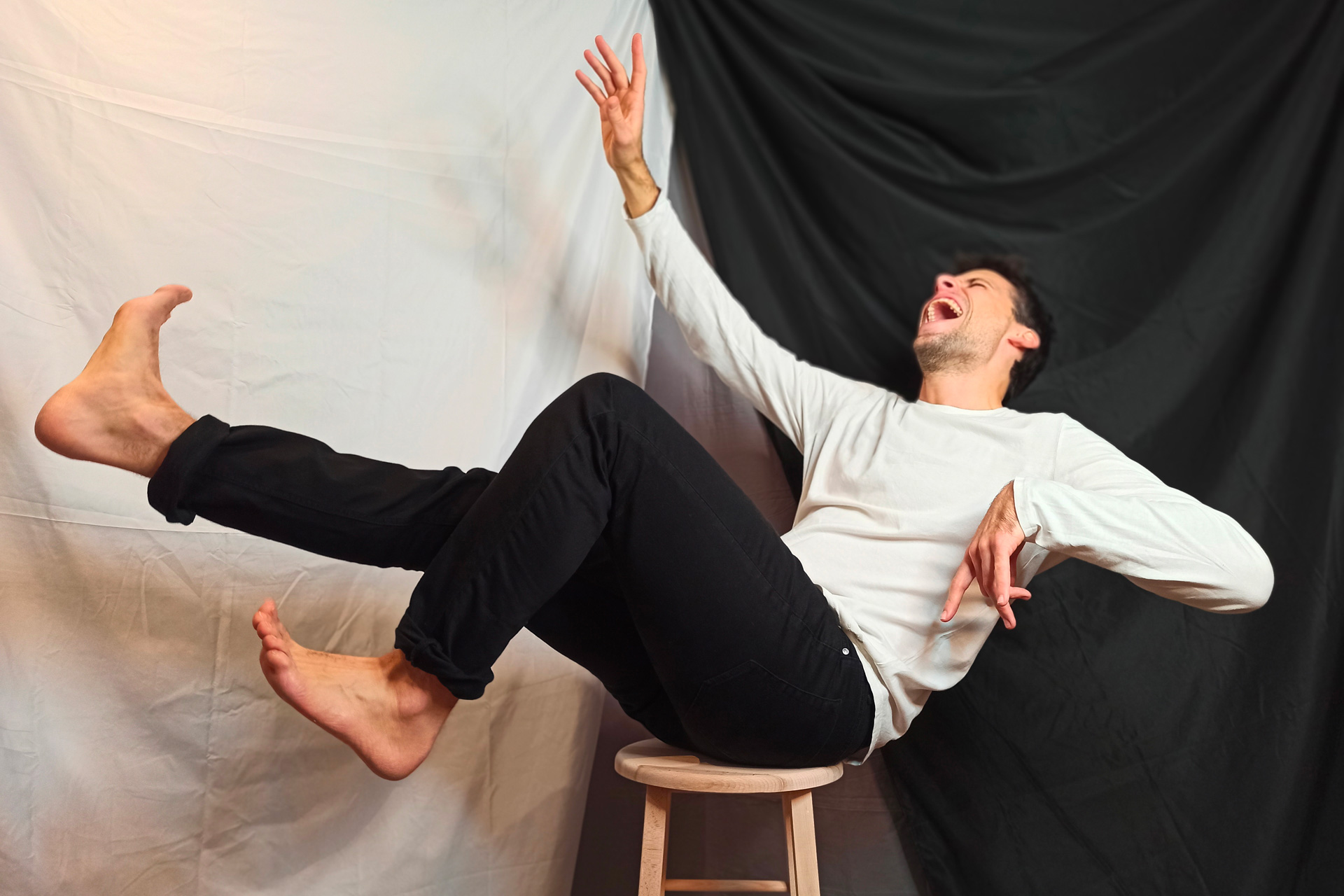Alberto per TeatrArt Live
